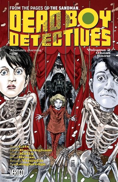 Dead Boy Detectives Vol. 2