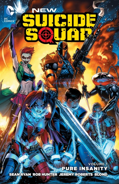 New Suicide Squad Vol. 1 (The New 52)