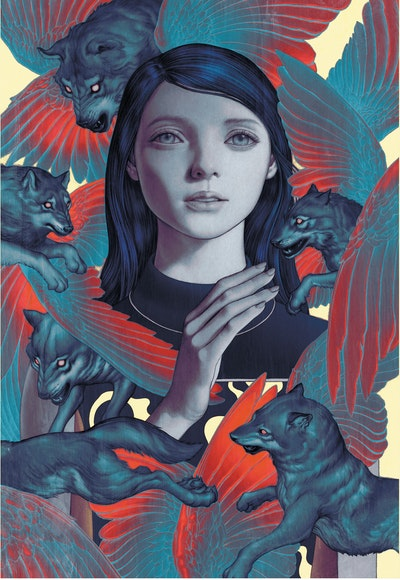 Fables Covers By James Jean