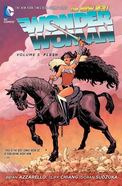 Wonder Woman Vol. 5 Flesh (The New 52)