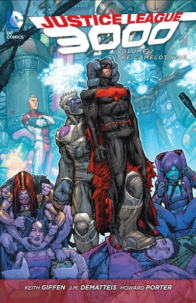 Justice League 3000 Vol. 2 (The New 52)