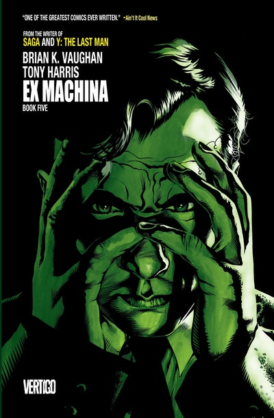 Ex Machina Book Five