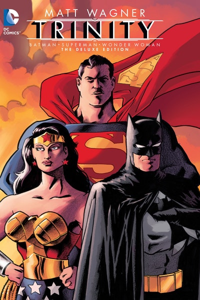 Batman/Superman/Wonder Woman Trinity Deluxe Edition