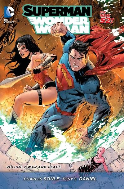 Superman/Wonder Woman Vol. 2