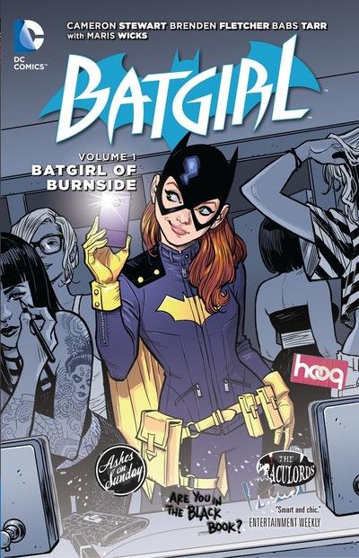 Batgirl Vol. 1 The Batgirl of Burnside (The New 52)