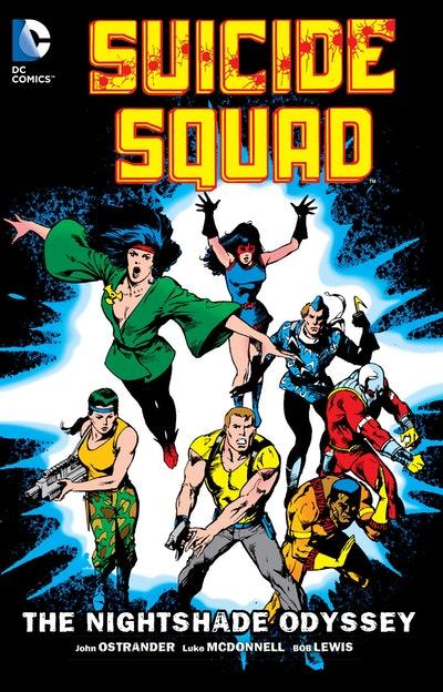 Suicide Squad Vol. 2 The Nightshade Odyssey