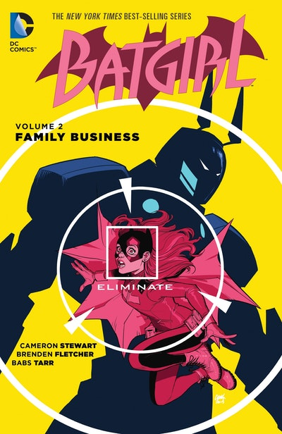 Batgirl Vol. 2 Family Business