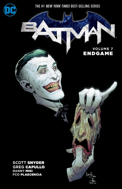 Batman Vol. 7 Endgame (The New 52)