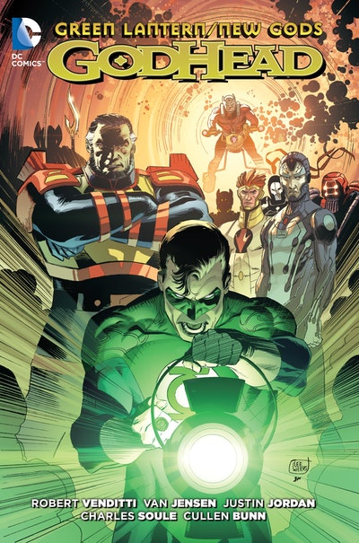 Green Lantern/New Gods