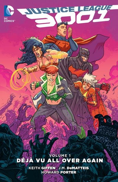 Justice League 3001 Vol. 1