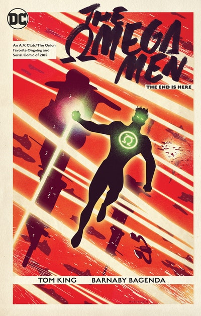 Omega Men the Complete Series