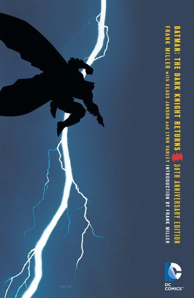 Batman The Dark Knight Returns 30th Anniversary Edition