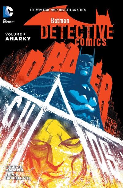Batman Detective Comics Vol. 7