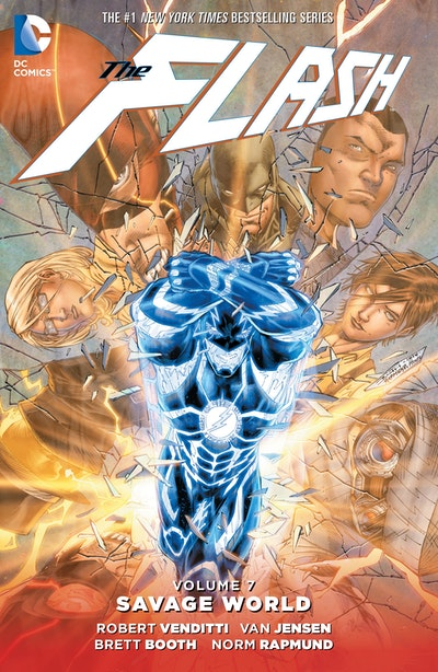 The Flash Vol. 7