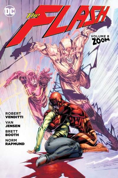 The Flash Vol. 8 Zoom