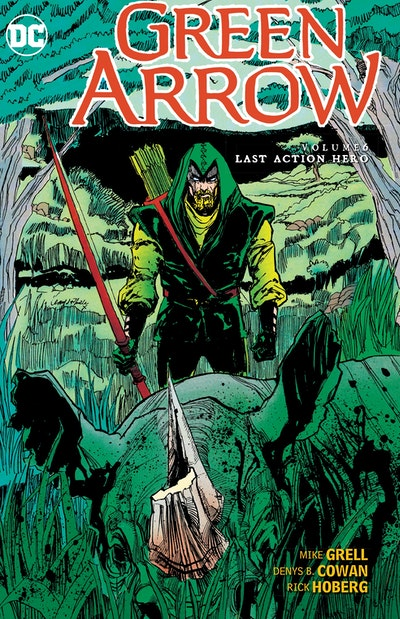 Green Arrow Vol. 6