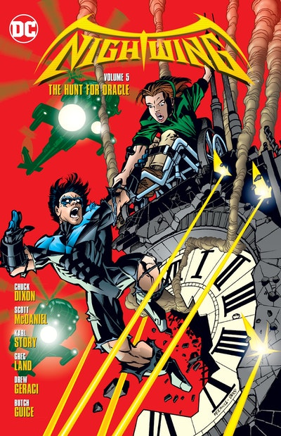 Nightwing Vol. 5 The Hunt For Oracle