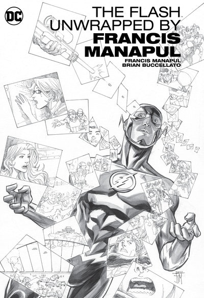 The Flash By Francis Manapul Unwrapped