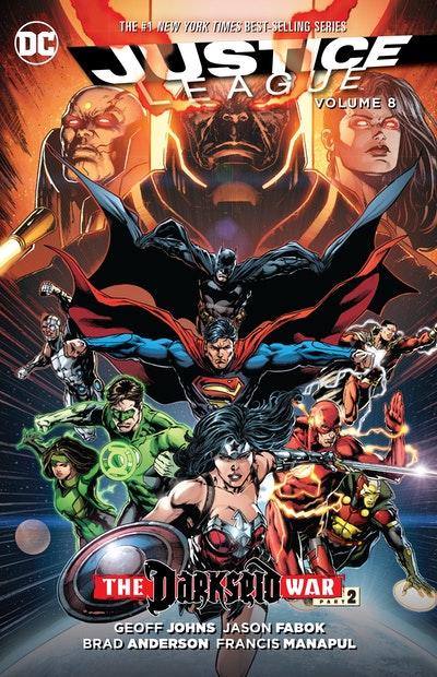 Justice League Vol. 8 Darkseid War Part 2