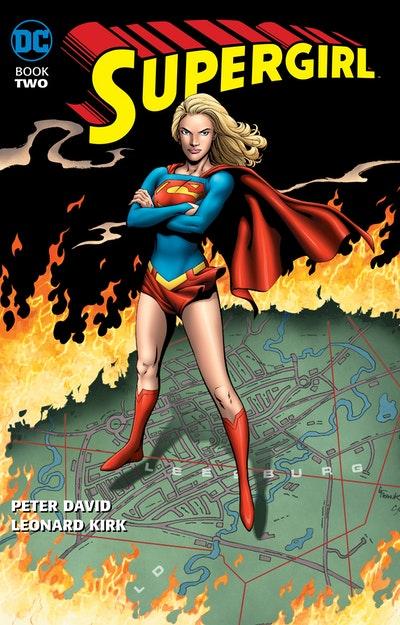 Supergirl By Peter David Book 2
