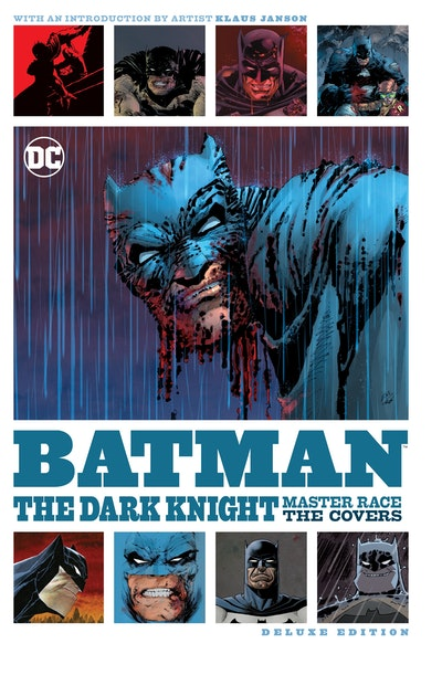 Batman The Dark Knight Master Race - The Covers Deluxe Edition