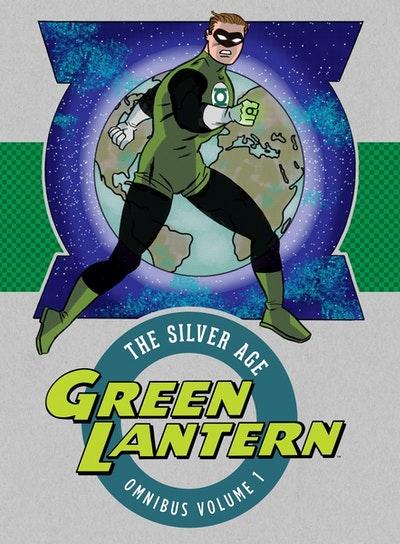 Green Lantern The Silver Age Omnibus Vol. 1