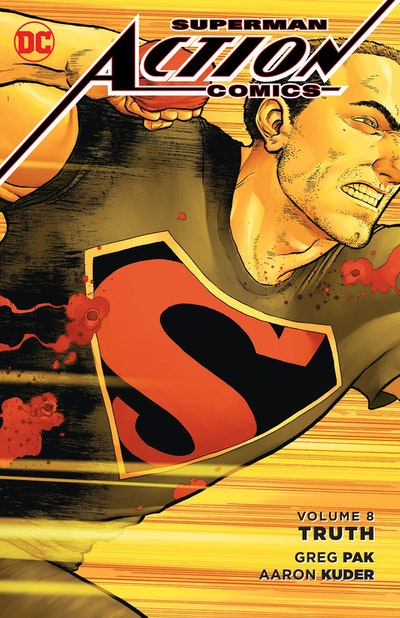 Superman-Action Comics Vol. 8