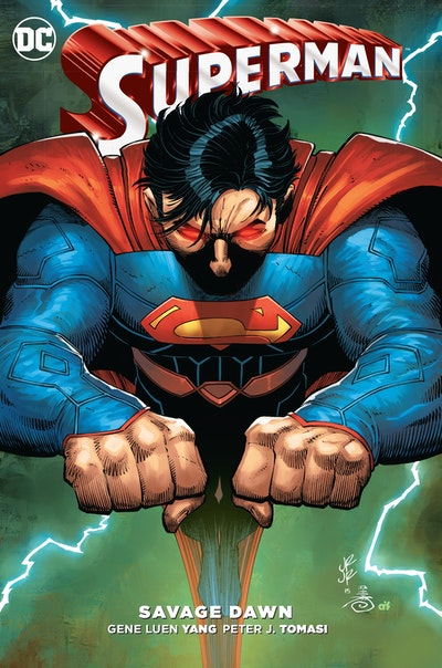 Superman Savage Dawn