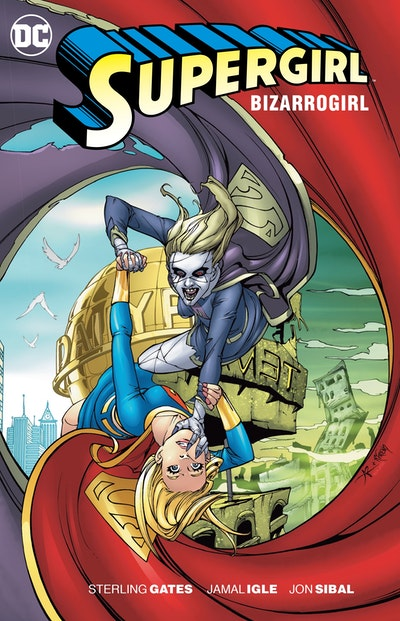 Supergirl Bizarrogirl