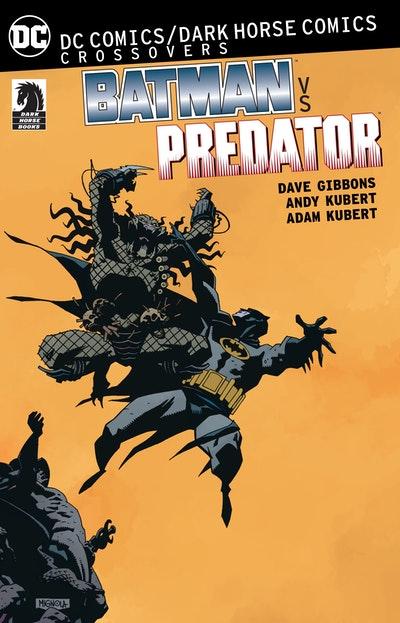 Dc Comics/Dark Horse Batman Vs. Predator