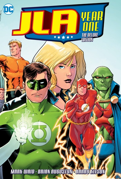 JLA Year One Deluxe Edition