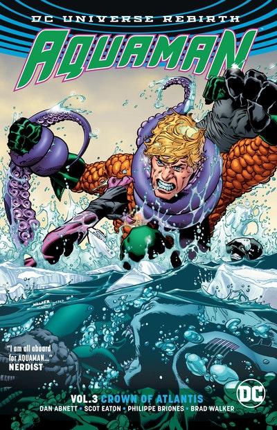 Aquaman Vol. 3 (Rebirth)