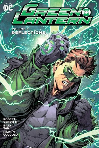 Green Lantern Vol. 8 Reflections