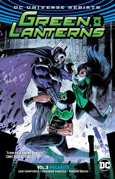 Green Lanterns Vol. 3 (Rebirth)