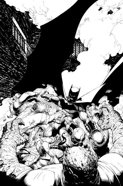 Batman Noir The Court Of Owls
