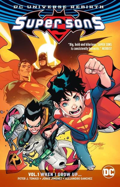 Super Sons Vol. 1 (Rebirth)