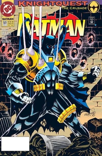 Batman Knightfall Omnibus Vol. 2 Knightquest