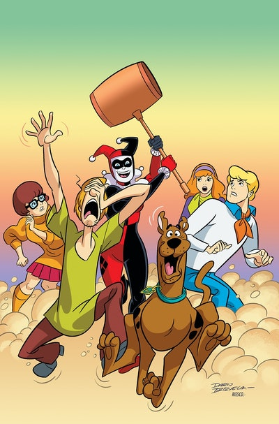 Scooby-Doo Team-Up Vol. 4