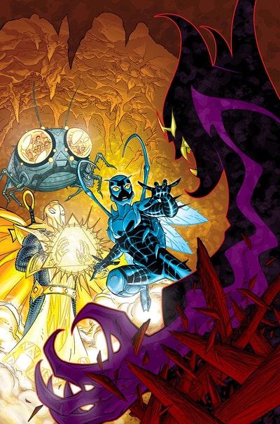 Blue Beetle Vol. 2 Hard Choices (Rebirth)