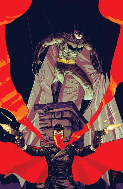 Batman/The Shadow The Murder Geniuses