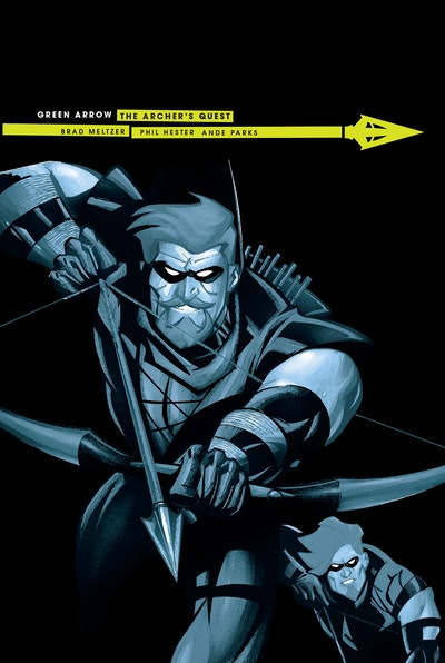 Green Arrow Archer's Quest (New Edition)
