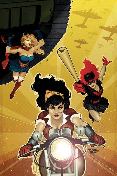 DC Comics Bombshells Vol. 6 War Stories