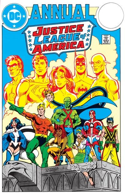Justice League The Detroit Era Omnibus