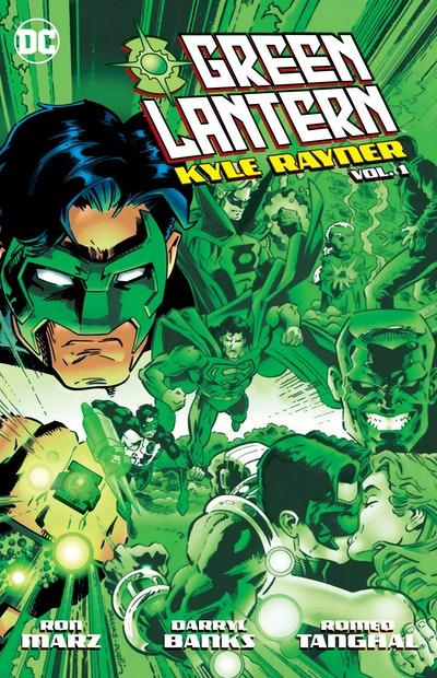 Green Lantern Kyle Rayner Vol. 1