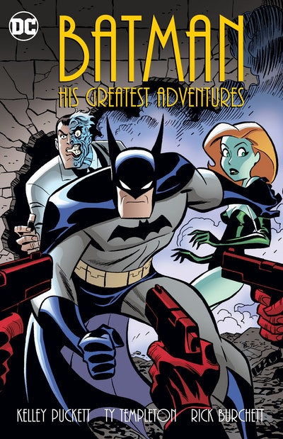 Batman His Greatest Adventures