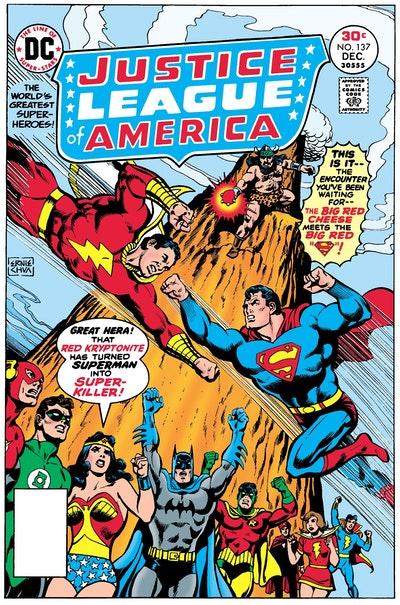 Justice League Of America  The Bronze Age Omnibus Vol. 2