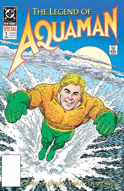 Aquaman The Legend Of Aquaman
