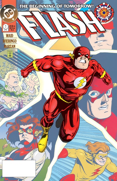 The Flash By Mark Waid Book Four