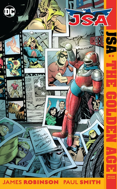JSA The Golden Age (New Edition)