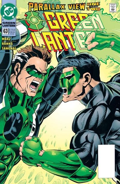 Green Lantern Kyle Rayner Vol. 2